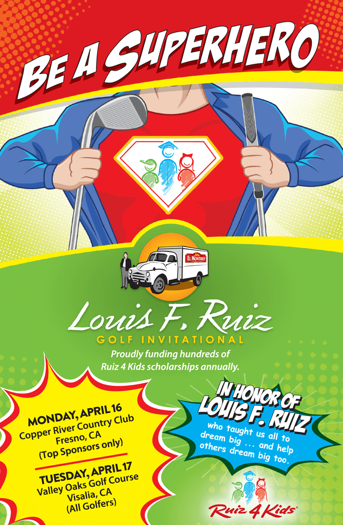 Louis F Ruiz Golf Invitational